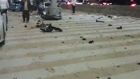حادث التجمع (3)
