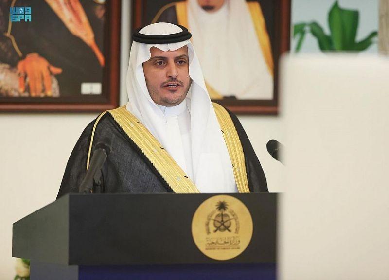 أمام الملك سلمان.. السفراء المعينون حديثًا لدى عدد من الدول الشقيقة والصديقة يؤدون القسم - المواطن
