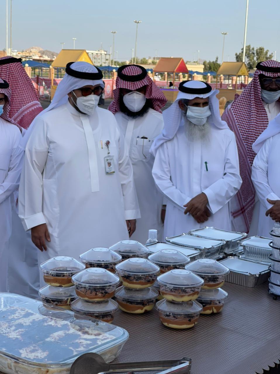 افتتاح السوق الرمضاني في بيشة بمشاركة 90 أسرة منتجة - المواطن