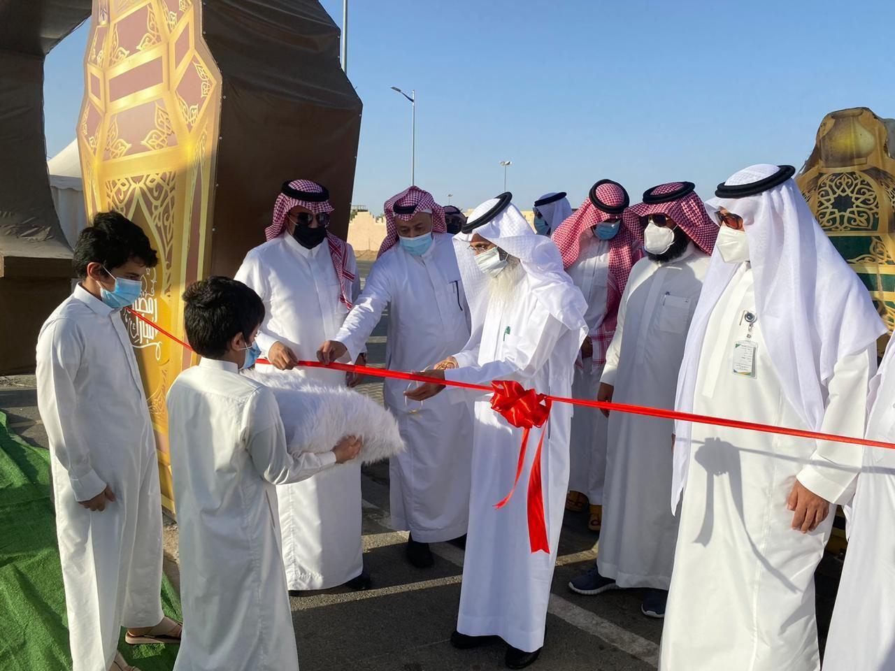 بلدية بيشة: افتتاح السوق الرمضاني بمشاركة جهات حكومية و٩٠ أسرة منتجة