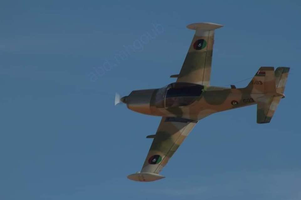 ارسال معدات عسكرية لتأمين الحدود مع تشاد (1)