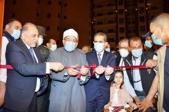 وزير-الأوقاف-باحتفالية-العاشر-من-رمضان-وافتتاح-مسجد-الرحة-بطنطا-(2)