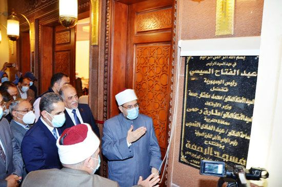 وزير-الأوقاف-باحتفالية-العاشر-من-رمضان-وافتتاح-مسجد-الرحة-بطنطا-(1)