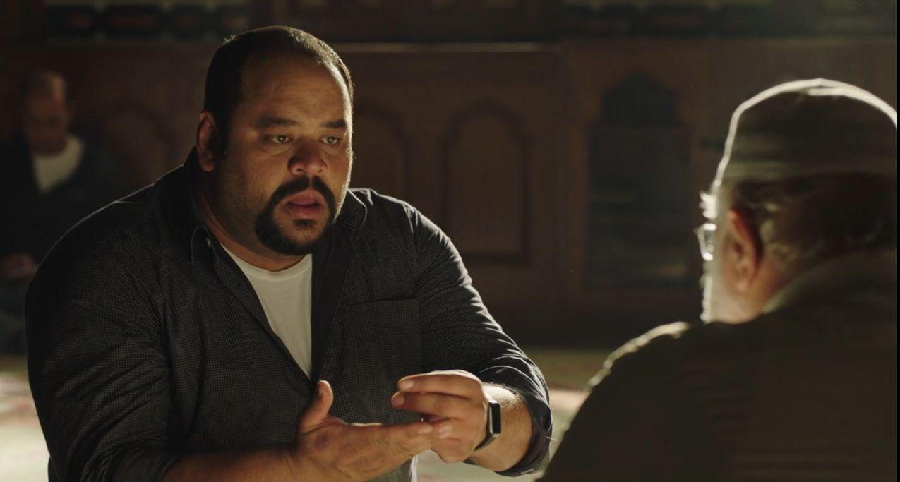 محمد ممدوح من مسلسل لعبة نيوتن