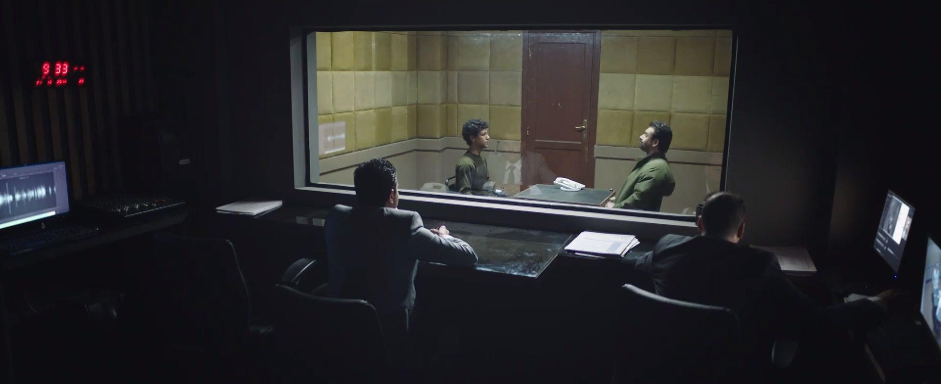 مسلسل الاختيار 2 الحلقة 18 (2)