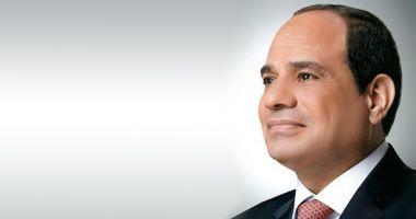 الرئيس السيسى: أثبتت مصر عبر كل العصور أن مسلميها وأقباطها نسيج واحد لن يتبدد أبدا ولو كره الحاقدون