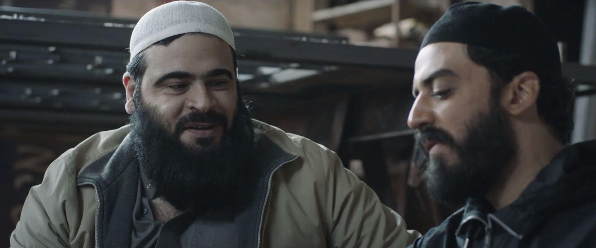محمد العزايزي بدور ابو عبيدة بالاختيار 2