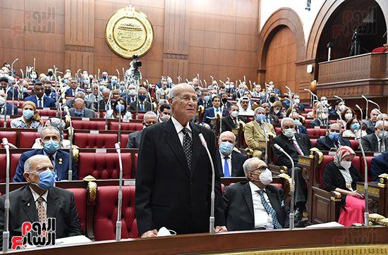 الجلسة العامة لمجلس الشيوخ (9)