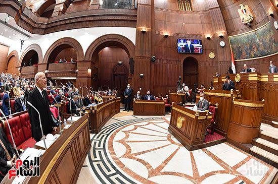 الجلسة العامة لمجلس الشيوخ (10)