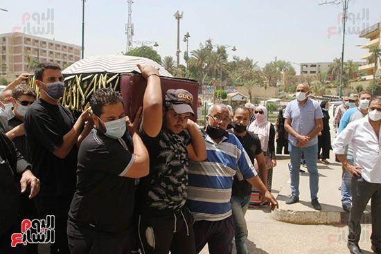 جنازة ماهر العطار (6)
