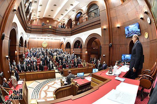 الجلسة العامة لمجلس الشيوخ (6)