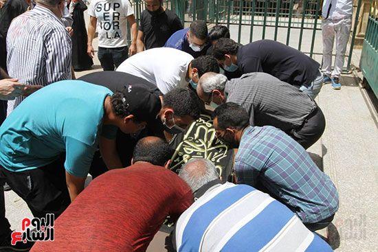 جنازة ماهر العطار (9)