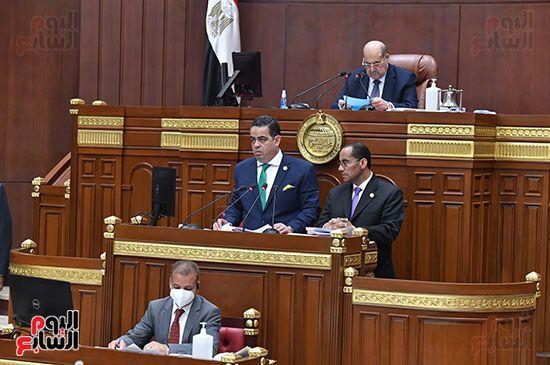 الجلسة العامة لمجلس الشيوخ (24)