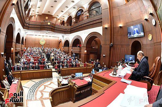 الجلسة العامة لمجلس الشيوخ (8)