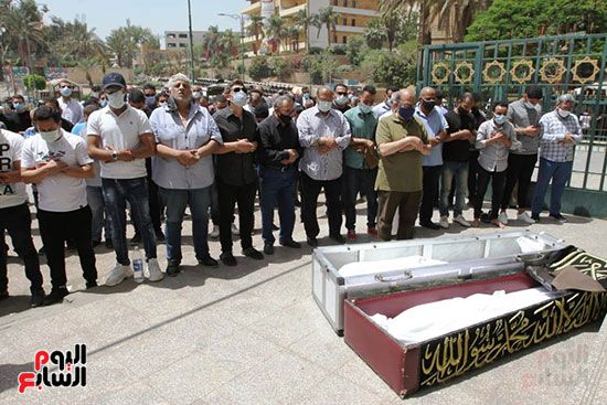جنازة ماهر العطار (11)