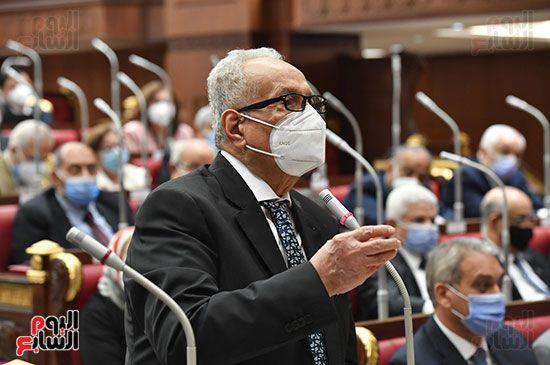 الجلسة العامة لمجلس الشيوخ (26)