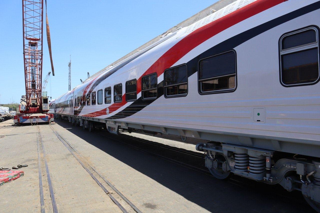 قطار روسي جديد