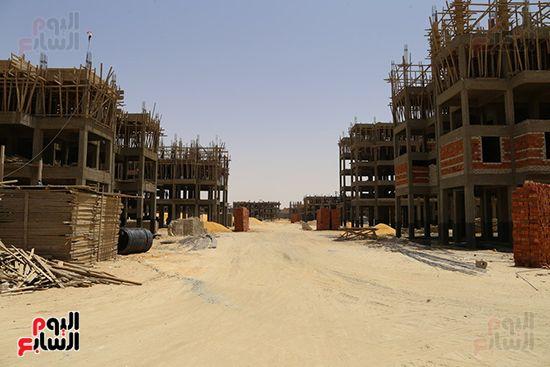 إنشاء 25 ألف وحدة سكنية بالسويس (3)