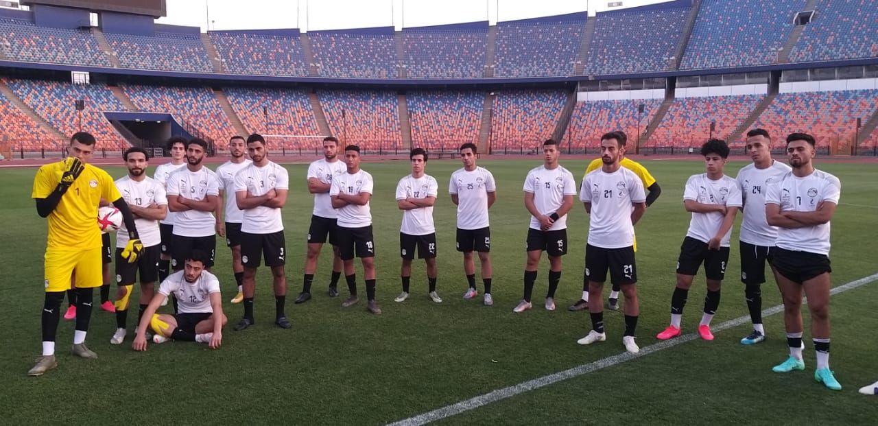 تدريب المنتخب الأولمبى (4)