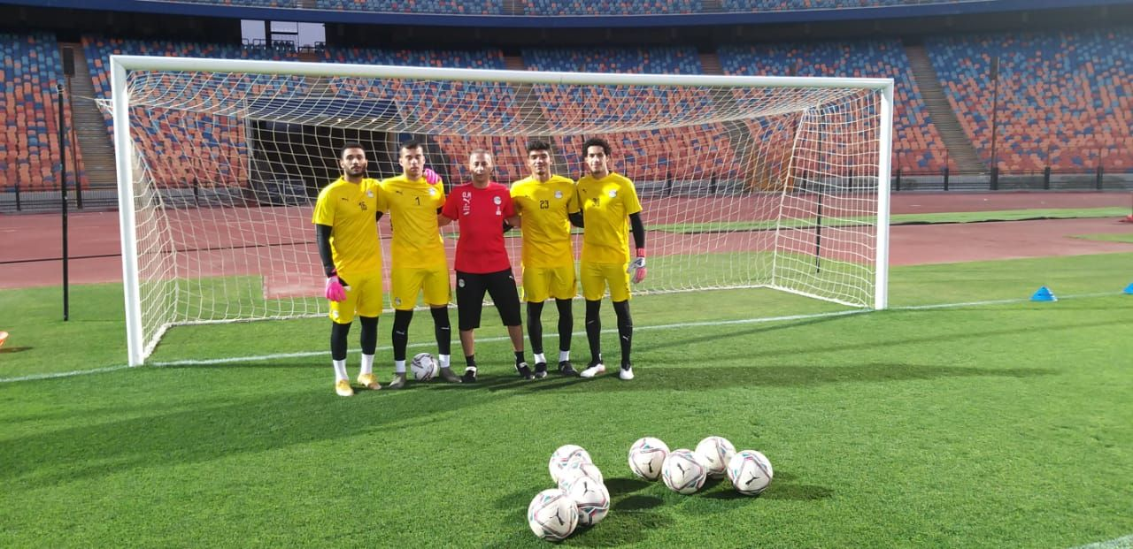 تدريب المنتخب الأولمبى (2)