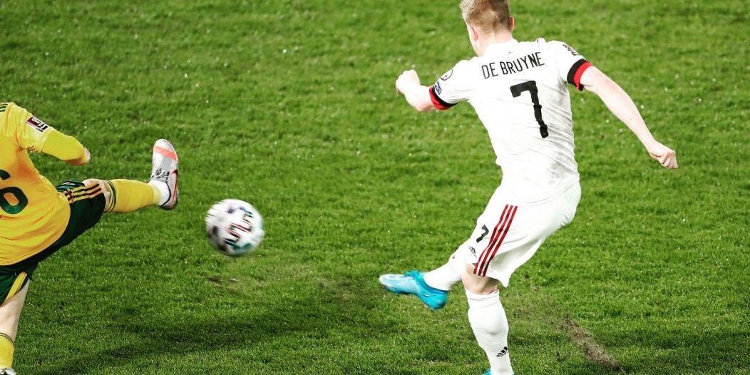 دي بروين يغيب عن أول مباراة بـEuro 2020