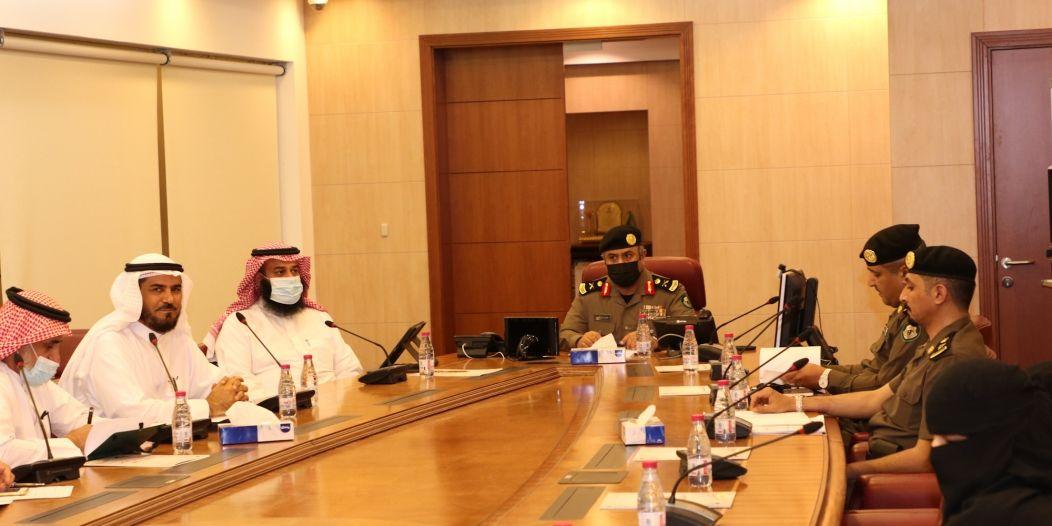 بلدي الرياض والمرور يناقشان أولويات السكان من الطرق ومداخل الأحياء
