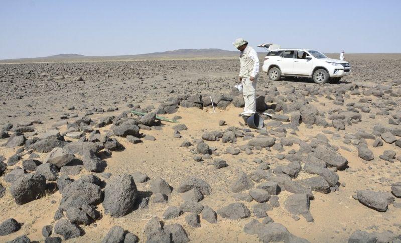 إطلاق مشروع المسح الأثري للمنشآت الحجرية بالجوف - المواطن