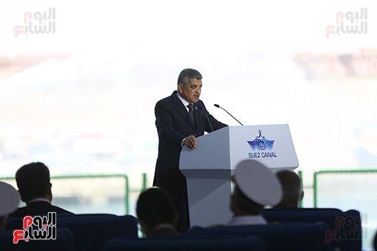 مؤتمر صحفي بعد مغادرة السفينة (1)
