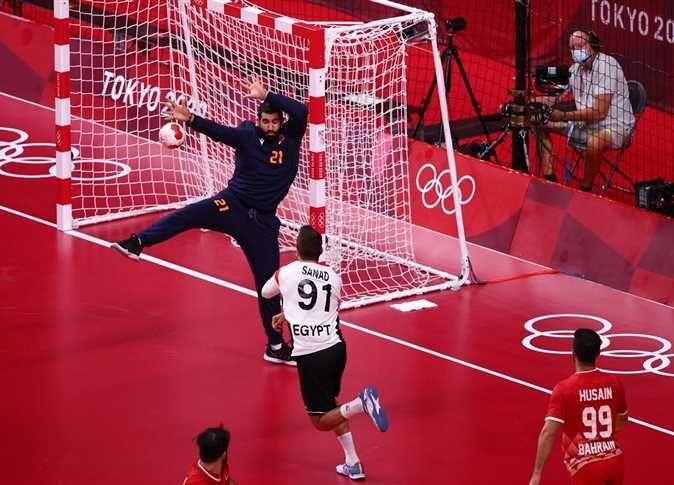أولمبياد طوكيو 2020.. منتخب مصر لكرة اليد يفوز على البحرين 30 - 20 | المصري اليوم