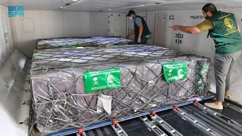 إنفاذًا لتوجيهات الملك سلمان.. طائرة مساعدات سعودية تغادر إلى تونس - المواطن