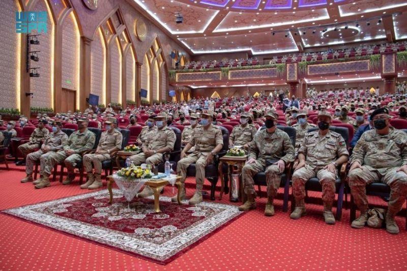 انطلاق مناورات النجم الساطع بمشاركة 21 دولة بينهم السعودية - المواطن