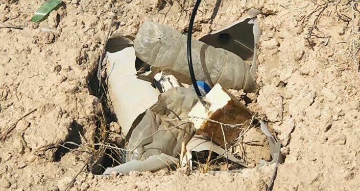 القوات العراقية تضبط وسائل تفجير مع مئات العبوات لـداعش