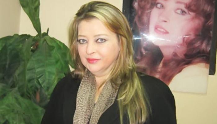 الفنانة فايزة كمال