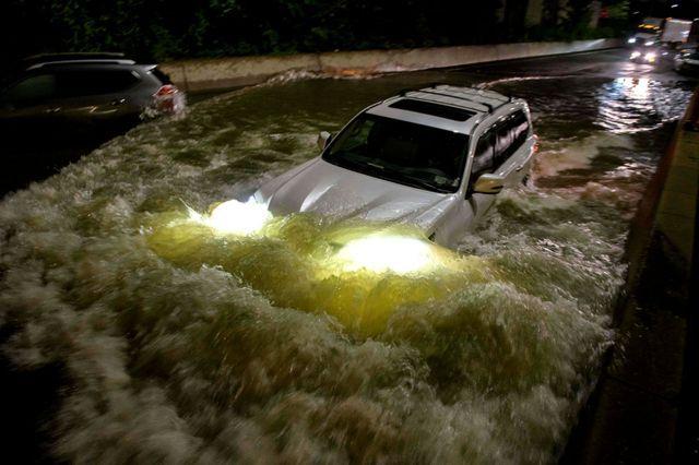فيضانات في نيويورك