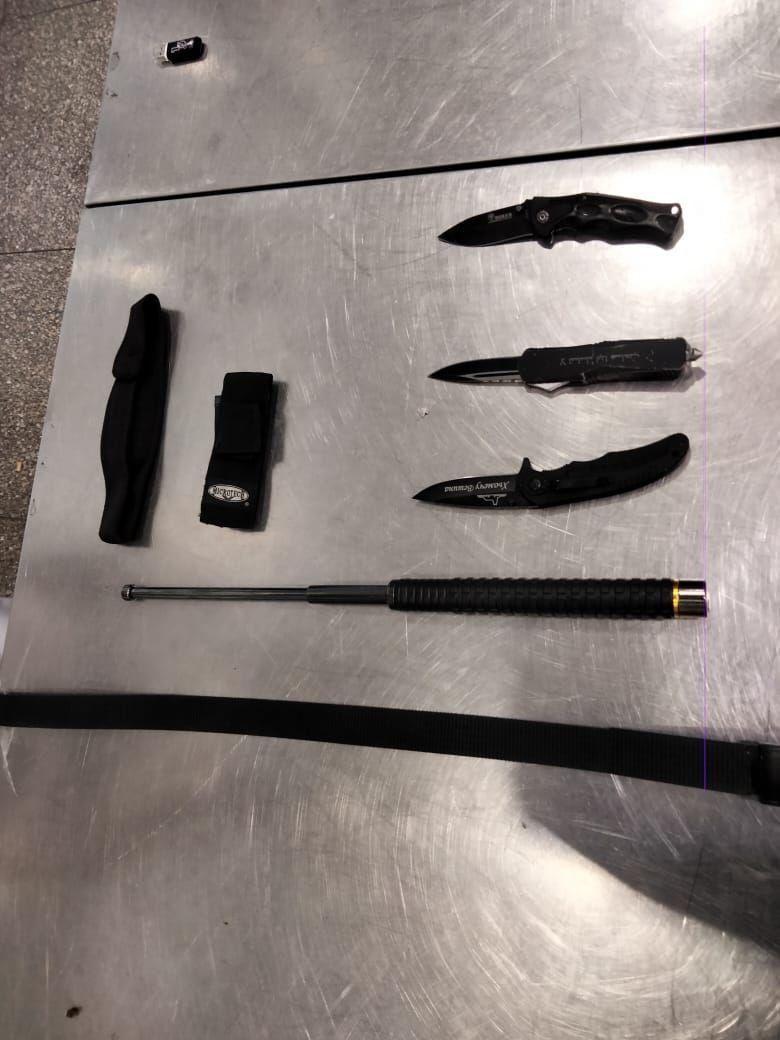 أسلحة مضبوطة (3)