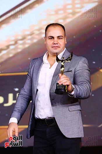 اليوم السابع يفوز بجائزة أفضل موقع إخبارى (2)