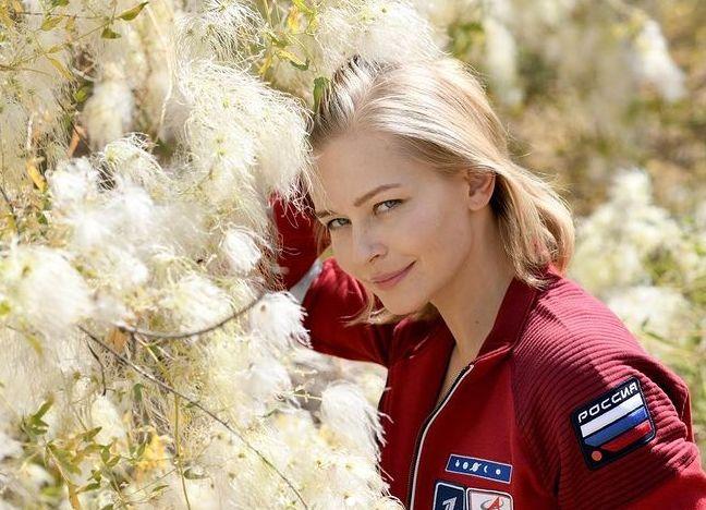 الممثلة الروسية يوليا