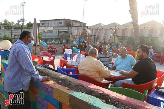 انتخابات-لجنة-المرأة-بالنادي-المصرى-القاهري-تحت-رعاية-النائب-تيسير-مطر-(12)