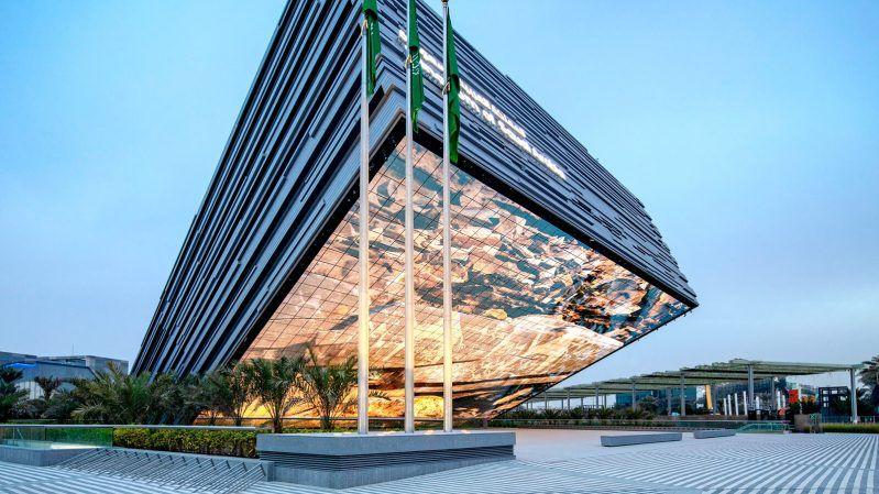 جناح المملكة في إكسبو 2020 دبي يبدأ باستقبال زواره - المواطن