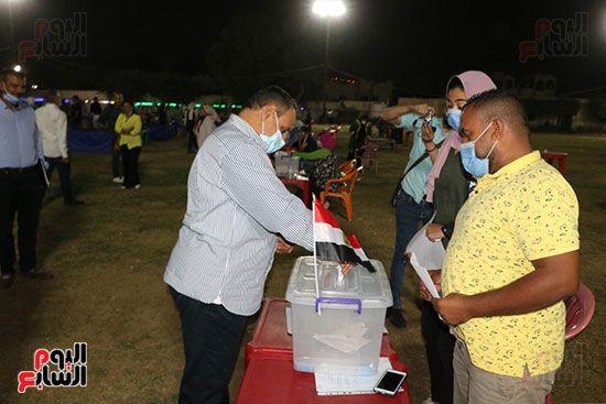 انتخابات-لجنة-المرأة-بالنادي-المصرى-القاهري-تحت-رعاية-النائب-تيسير-مطر-(1)