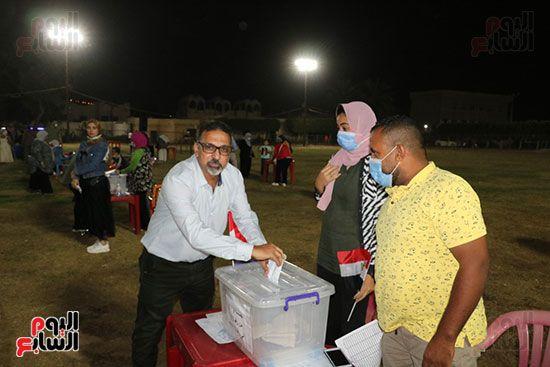 انتخابات-لجنة-المرأة-بالنادي-المصرى-القاهري-تحت-رعاية-النائب-تيسير-مطر-(5)