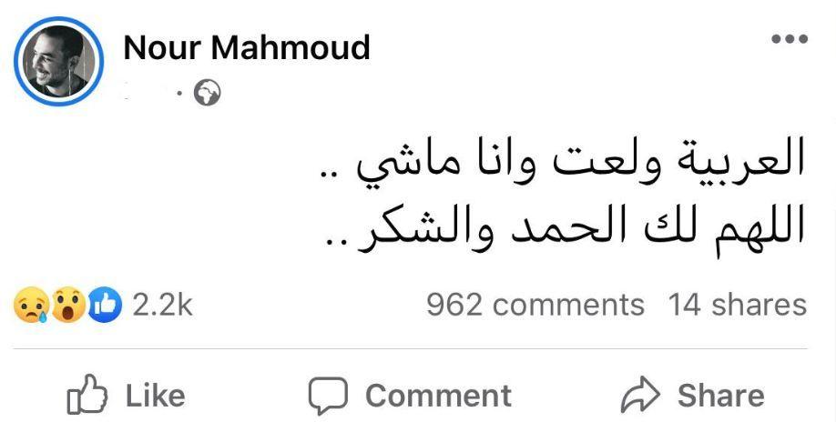 نور محمود