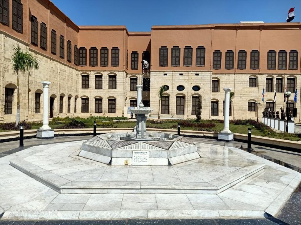 المتحف الحربى من الخارج