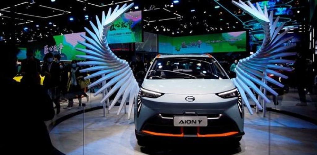 """افتتاح """"معرض شنغهاي للسيارات 2021"""" حتى 2 أبريل الجاري"""