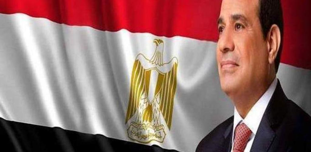 مايا مرسي تهنئ الرئيس السيسي بعيد الفطر