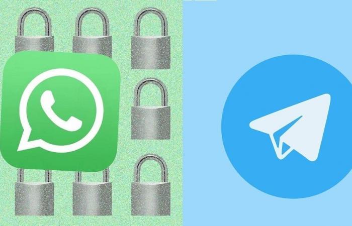 تطبيق واتساب أكثر أمانًا من تيليجرام.. إليك السبب
