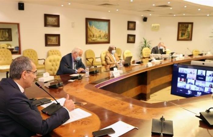 """وزير الاتصالات يشهد اطلاق الدورة من برنامج """"Startup Launchpad"""""""