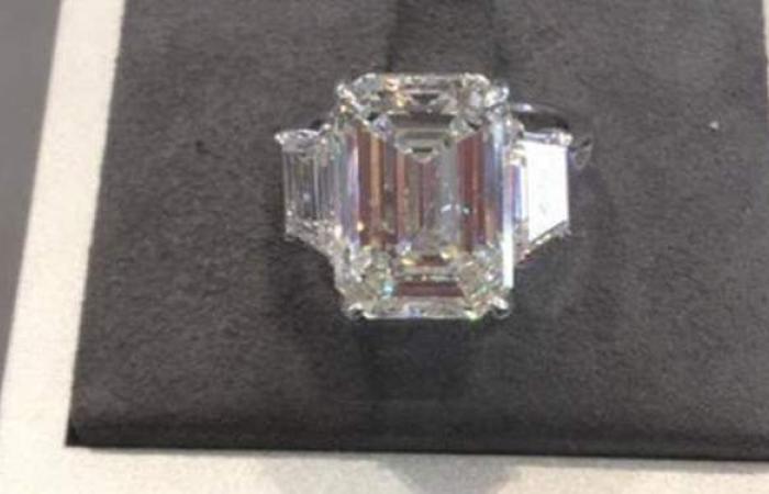 أغلى خواتم الماس للمشاهير في حفلات الخطوبة والزواج
