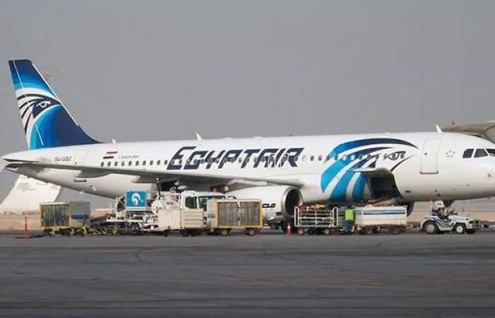 مصر للطيران تنظم اليوم 54 رحلة لنقل 5 آلاف و551 راكبًا