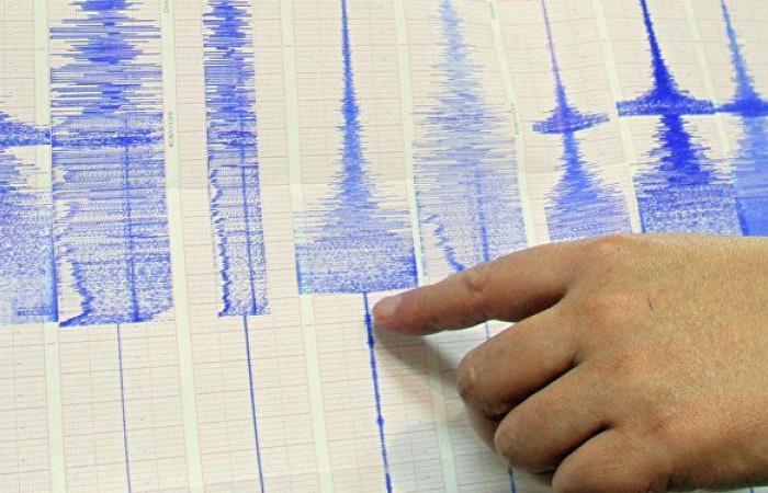 زلزال بقوة 5.9 درجة يضرب جزيرة غويانا في المحيط الأطلسي